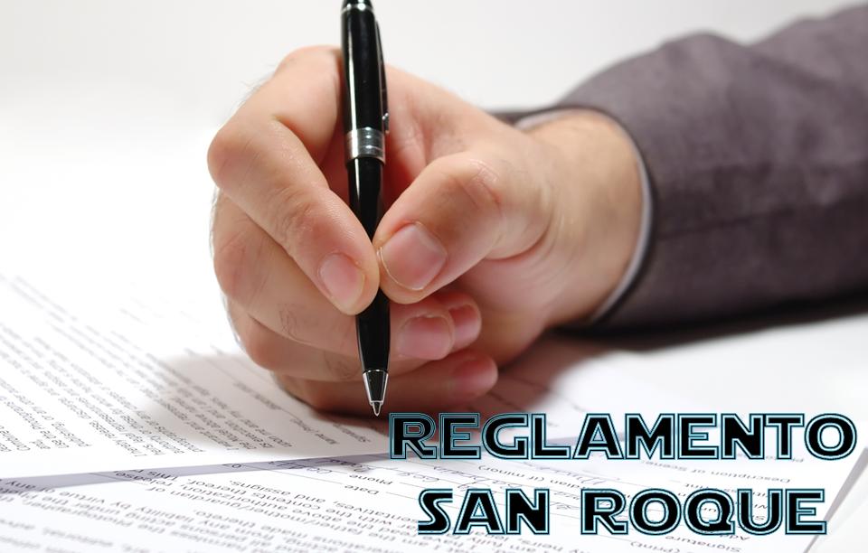 Reglamento San Roque